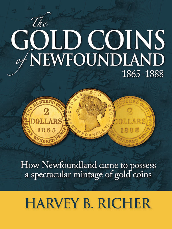 The Gold Coins of Newfoundland, by Harvey B. Richer